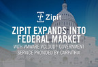 Zipit Expands Into Federal Market with VMware vCloud Government Service Provided by Carpathia