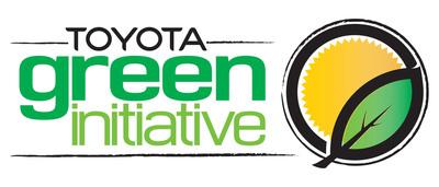 Toyota Green Initiative.  (PRNewsFoto/Toyota)