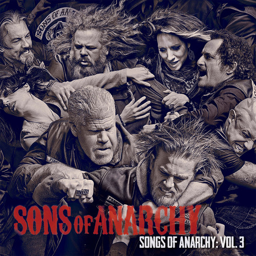 "Columbia Records, FX and Twentieth Century Fox Television Partner to Present Music From FX's Highest Rated Series ""Sons of Anarchy.""  (PRNewsFoto/Columbia Records)"