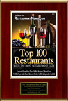 "The Tasting Room Contemporary Spanish Restaurant Selected For ""Top 100 Restaurants With The Most Notable Wine Lists"".  (PRNewsFoto/The Tasting Room Contemporary Spanish Restaurant)"