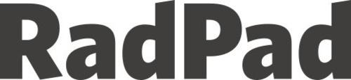 RadPad Official Logo. (PRNewsFoto/RadPad) (PRNewsFoto/RADPAD)