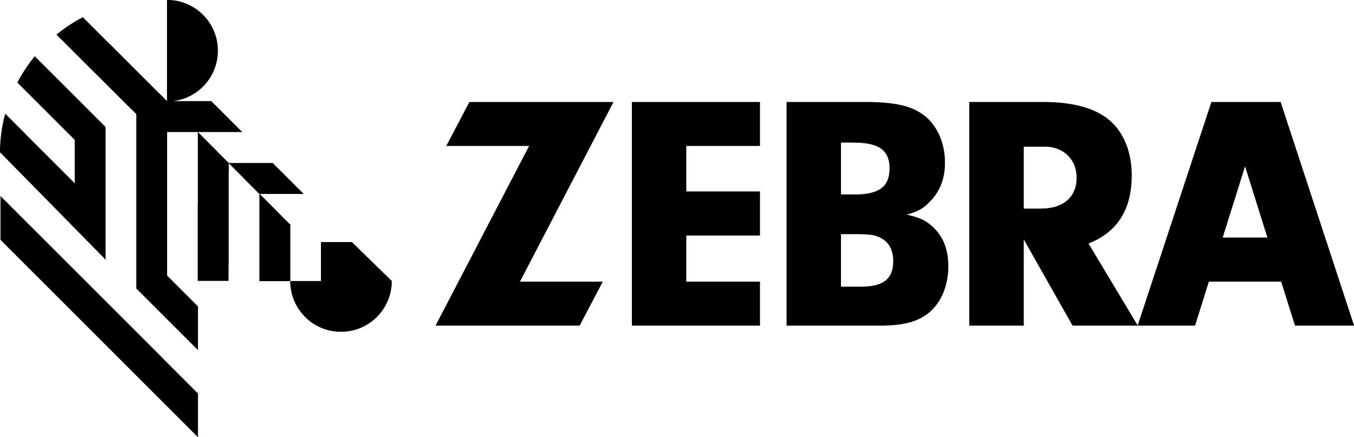 Zebra logo.