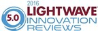 Tektronix Receives Top Honors from Lightwave Innovation Awards Program