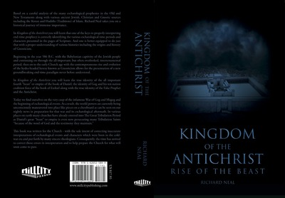 Kingdom of the Antichrist- Rise of the Beast (PRNewsFoto/Richard Neal)
