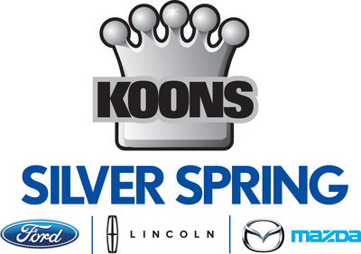 Koons of Silver Spring - Ford Lincoln Mazda (PRNewsFoto/Koons of Silver Spring) (PRNewsFoto/Koons of Silver Spring)