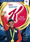 Gold Medal Winning U.S. Gymnastics Team And All Around Winner Simone Biles To Adorn Gold Medal Edition Boxes Of Kellogg's® Special K® Red Berries