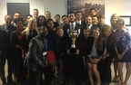 The So Cal Group Wins Trophy for Sales Excellence (PRNewsFoto/So Cal Group)