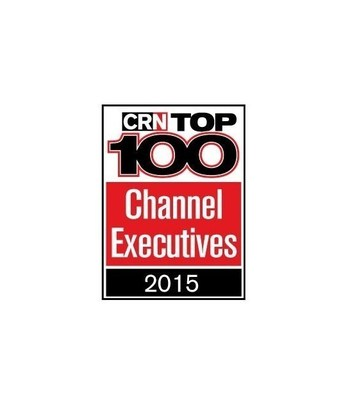 CRN Top 100 List Channel Executives 2015
