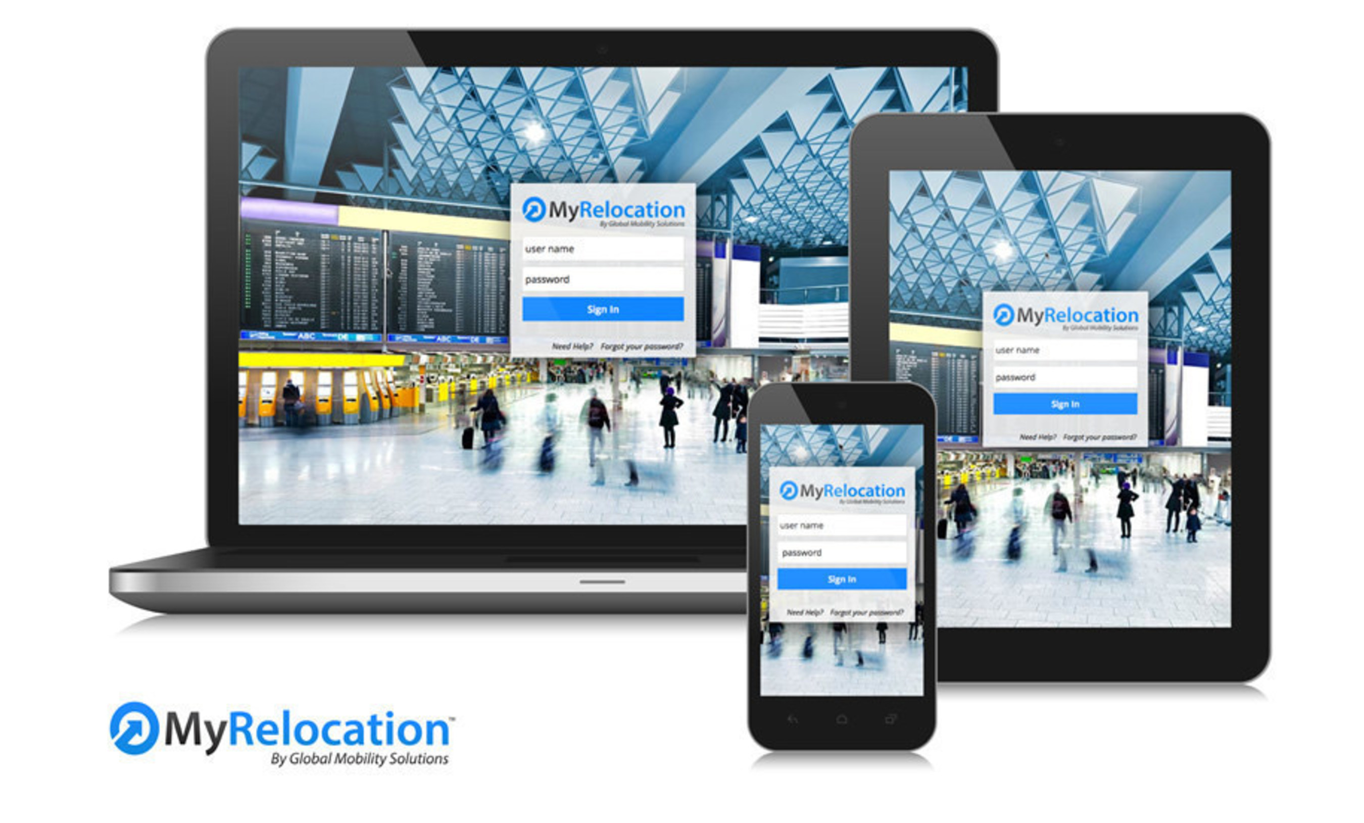 Global Mobility Solutions Unveils Powerful, Cloud-Based Technology MyRelocation