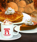 Shoney's® Offers FREE Pumpkin Spice Pancakes with Any Legendary Breakfast Buffet® Purchase