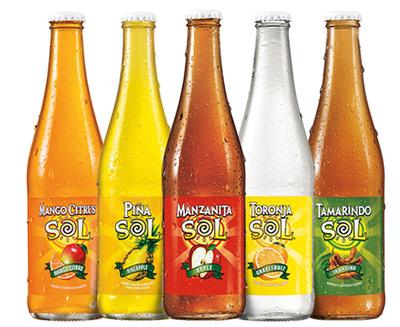 Manzanita Sol family of products (PRNewsFoto/PepsiCo)