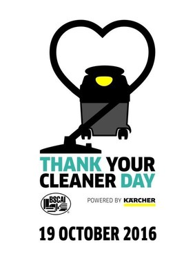 October 19 is Thank Your Cleaner Day.