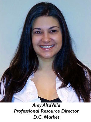 The Siegfried Group, LLP Congratulates Amy AltaVilla on Becoming a New Professional Resource Director