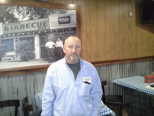 New Dickey's franchise owner, Allan Bennett is excited to open his new location in Cortland, NY.  ...