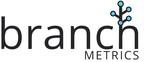 Branch Metrics Logo (PRNewsFoto/Branch Metrics)