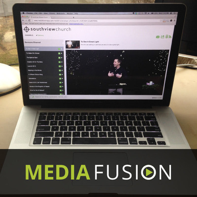 Media Fusion launches. Changes how churches do church! mediafusionapp.com