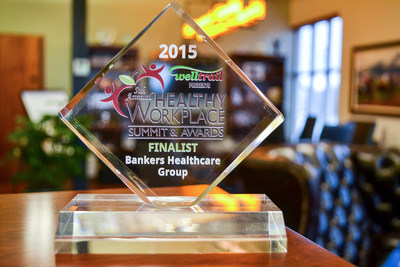 Bankers Healthcare Group was recently recognized as one of six finalists among organizations with 1-100 employees at the 5th annual Healthy Workplace Awards. The awards program honors Central New York organizations that demonstrate excellence in workplace wellness.