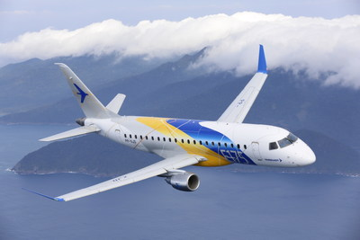 Horizon Air places largest aircraft order in its history, adding 30 Embraer E175 regional jets to fleet.