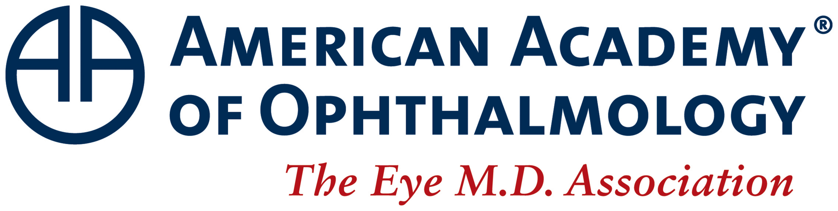 American Academy of Ophthalmology Logo.
