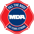 """60 Years Strong"" (PRNewsFoto/Muscular Dystrophy Association)"