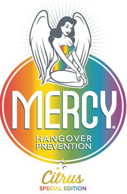 Mercy - Pride Label.  (PRNewsFoto/Mercy Nutraceuticals, Inc.)