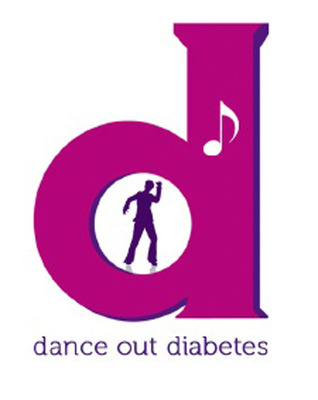 Dance Out Diabetes Logo.  (PRNewsFoto/Dance Out Diabetes)