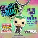 Regal Announces Suicide Squad Funko Pocket Pop! Keychain Giveaway