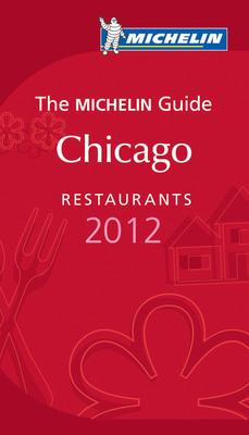 Michelin Stars Shine on Chicago for 2012.  (PRNewsFoto/Michelin)