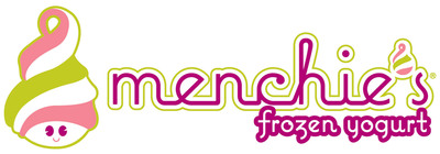 Menchie's Logo.  (PRNewsFoto/Muscular Dystrophy Association)