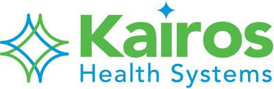 Kairos Health Systems Logo.  (PRNewsFoto/COMS Interactive, LLC)