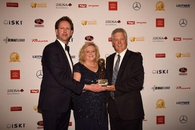 Stein Eriksen Lodge Awarded World's Best Ski Hotel.