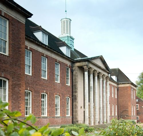 Ceram's Stoke-on-Trent Head Office (PRNewsFoto/Ceram)