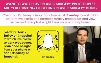 Snapchat dr-smiley