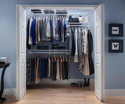 ClosetMaid® Wire Shelving Earns Certification for Indoor Air Quality ...