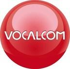 Vocalcom logo (PRNewsFoto/Vocalcom)