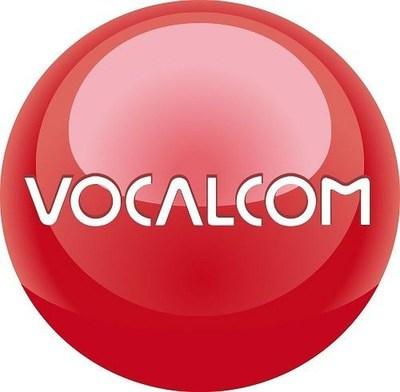 Vocalcom logo (PRNewsFoto/Vocalcom) (PRNewsFoto/Vocalcom)