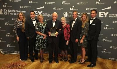 J.W. (Bill) Marriott, Jr., named EY Entrepreneur of the Year