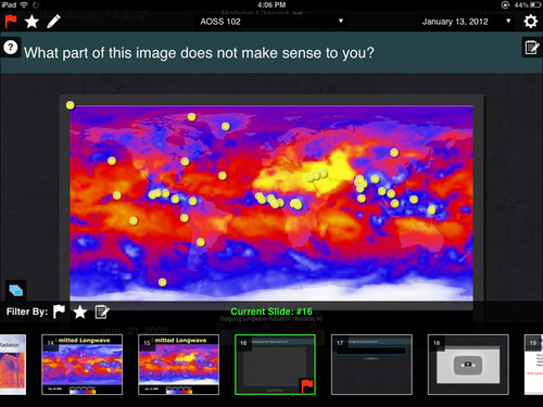 LectureTools iPad App Brings Active Learning to a New Level