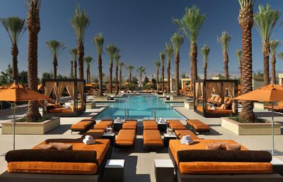 Outdoor pool deck, Aliante Casino Resort Spa