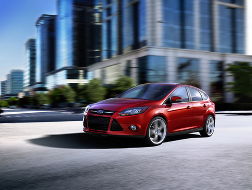 The Ford Focus continues to be the best-selling vehicle nameplate in the world, based on Ford's analysis of the just-released and latest Polk global vehicle registration data through the third quarter of 2013. (PRNewsFoto/Ford Motor Company) (PRNewsFoto/FORD MOTOR COMPANY)