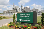 Oglethorpe Power Renames Murray County Power Plant For President/CEO Tom Smith