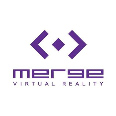 MergeVR logo