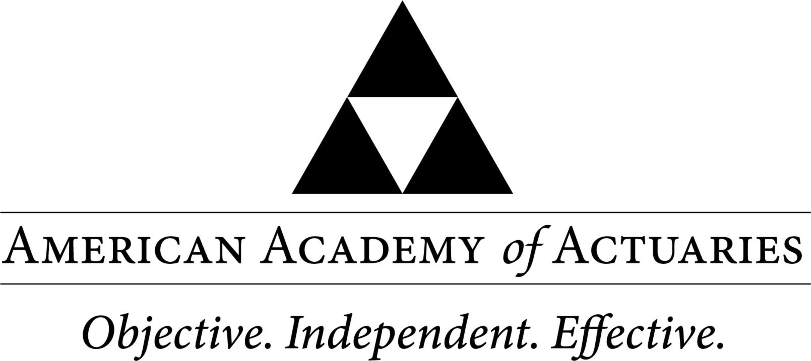 American Academy of Actuaries.