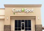 CareSpot in South Kansas City is the sixth center in partnership with HCA Midwest Health System for urgent care, health checks, and occupational health services.  (PRNewsFoto/CareSpot)