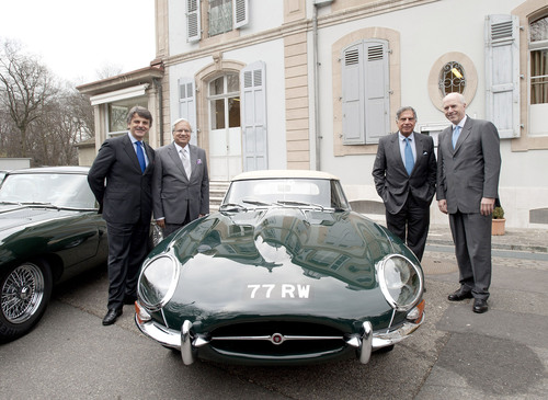 Original Geneva E-Type Marks a Very Special Anniversary