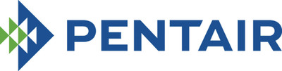 Pentair logo.  (PRNewsFoto/Pentair, Inc.)