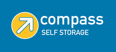 Compass Self Storage logo.