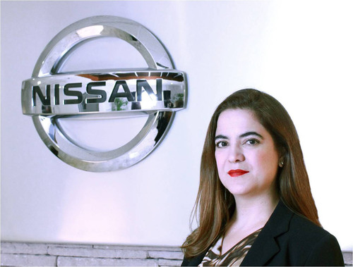 Nissan Americas today announced that Maria Eugenia Santiago has been named director, Corporate Communications, Nissan Mexicana (NMEX) and Nissan Latin America (NLAC).  (PRNewsFoto/Nissan Americas)