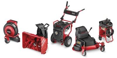 Meet Troy-Bilt(R) FLEX(TM): A Whole New Approach to Yard Care