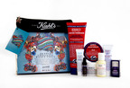 As part of the third annual Kiehl's LifeRide for amfAR, Kiehl's introduces a Limited Edition Active Lifestyle Essentials Kit, with 100% of Kiehl's net profits, up to $25,000, to benefit amfAR, The Foundation for AIDS Research. The kit includes a new Eucalyptus Lip Relief, Cross-Terrain All-In-One Refueling Wash and UV Face Protector SPF 50, Ultra Facial Cream, Facial Fuel Eye De-Puffer, Creme de Corps, Ultimate Strength Hand Salve, and Midnight Recovery Concentrate, for $74.00 ($98.50 value) at Kiehl's stores nationwide, and Kiehls.com.  (PRNewsFoto/Kiehl's Since 1851)